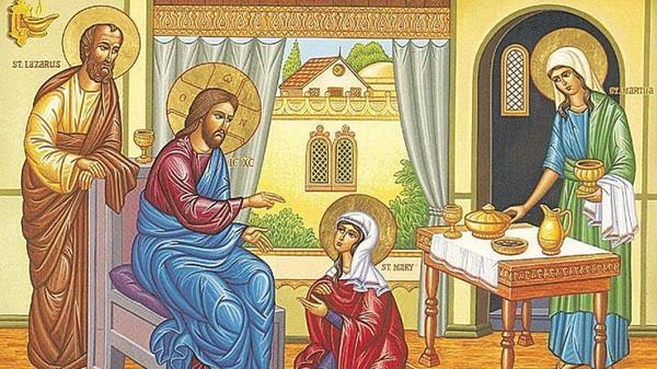 Opus Dei - Nowe wspomnienie liturgiczne: rodzeństwo z Betanii