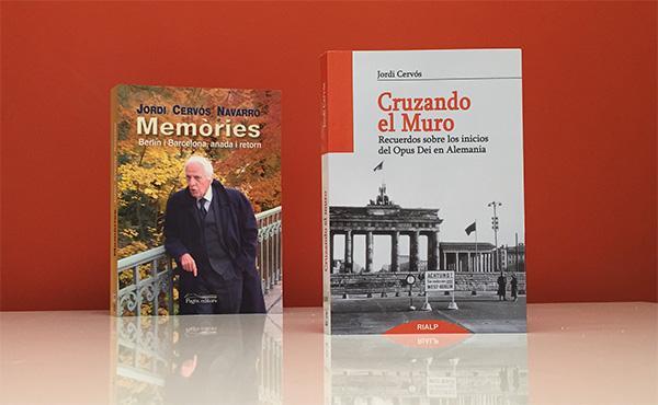 Publicades les memòries de Jordi Cervós en castellà