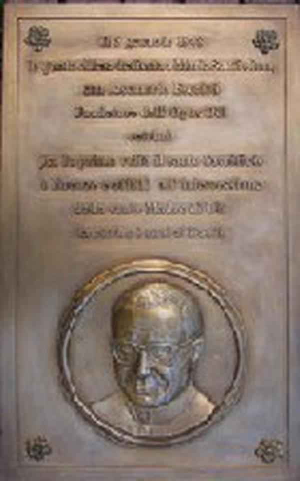 Florença presta homenagem a São Josemaría Escrivá de Balaguer