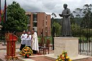 S. Josemaria no Campus da Universidade de La Sabana (Colômbia)