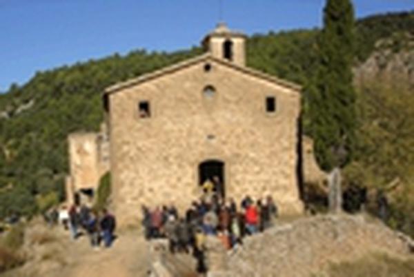 Was passiert Josemaría in den Pyrenäen? Was ist der Anlass zu seiner Stimmungsänderung, nachdem er nachts gebetet hatte?