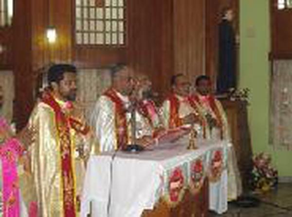 Saint Josémaria Escriva à Kérala (Inde)