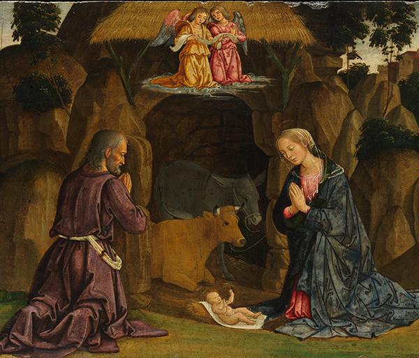 Opus Dei - Ceremonia para acostar y arrullar al Niño Dios