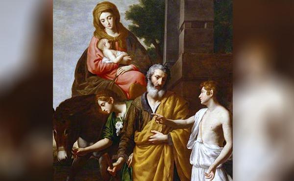 Opus Dei - Felicitació de  Nadal 2017