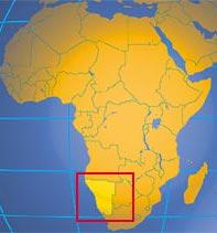 Namībija