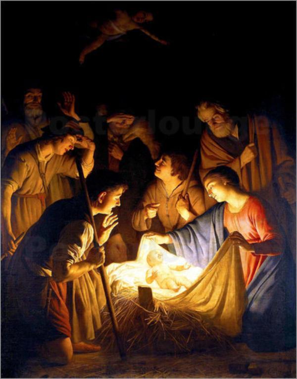 """""""O Triunfo de Cristo na Humildade"""""""