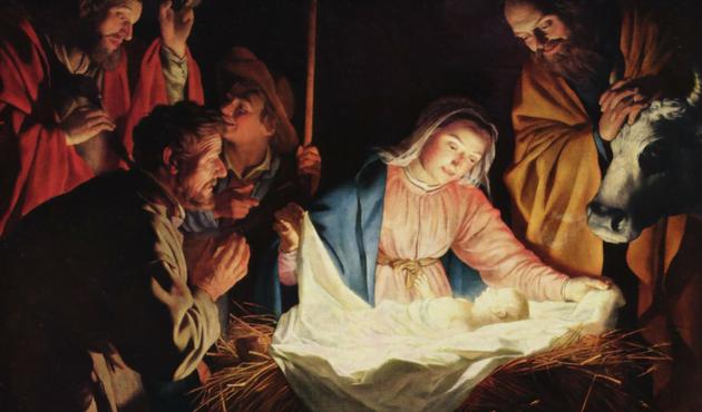 Opus Dei - Natale: Dio è in mezzo a noi