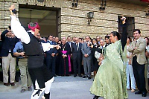 Actos conmemorativos en la ciudad natal del beato Josemaría