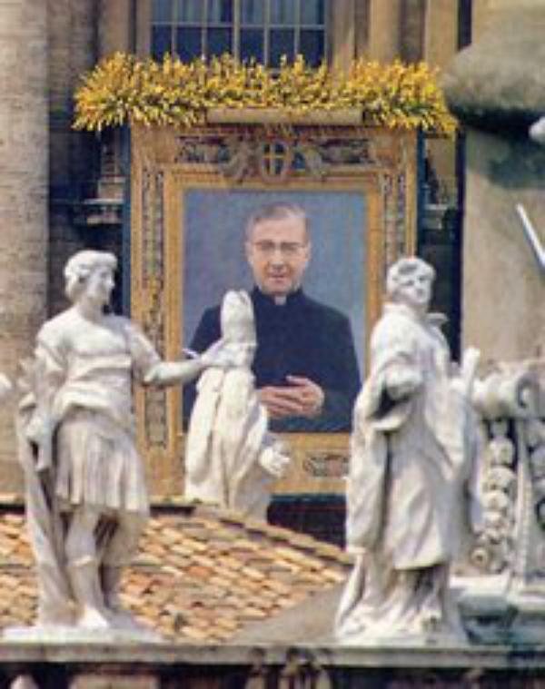 聖ホセマリア・エスクリバーの祝日