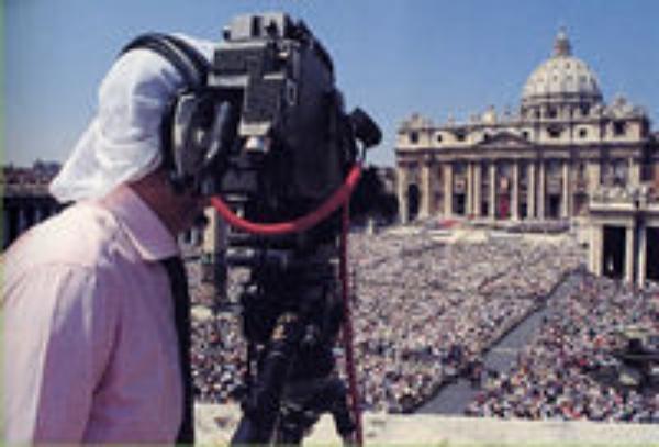 Emissoras brasileiras transmitirão a canonização ao vivo