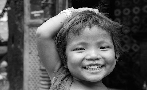 Úsmev a radosť