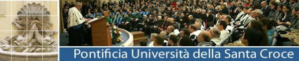 Die Universität vom Heiligen Kreuz in Rom