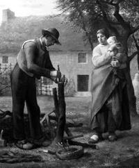 'Садівник'. Жан-Франсуа Мілле