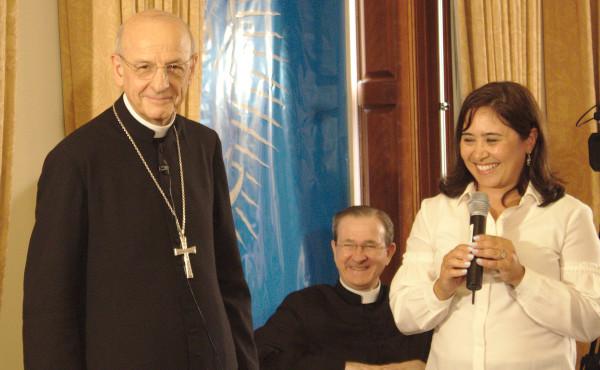 Opus Dei - «Transmitid la alegría de haber encontrado a Cristo»
