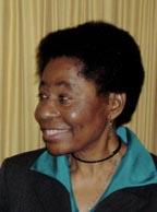 Ngozi Agbim, spokesperson for Harambee May 15 benefit