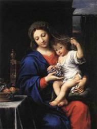 """""""Madre Inmaculada, haz que me mueva exclusivamente el Amor"""""""