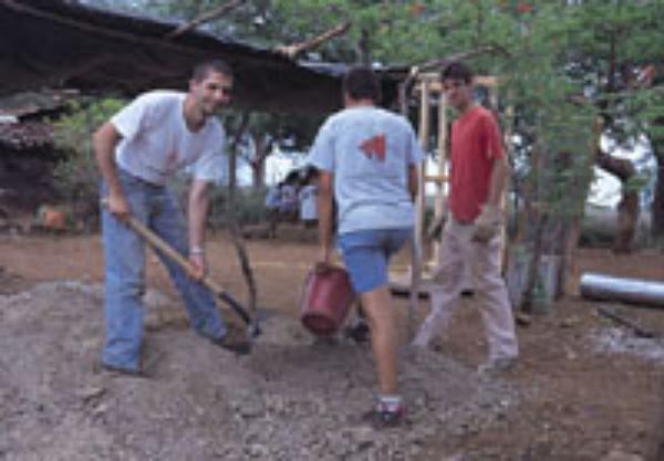 Misión solidaria en Nicaragua. El otro verano de los jóvenes