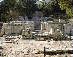 Basílica a l'antiga Nicòpolis.