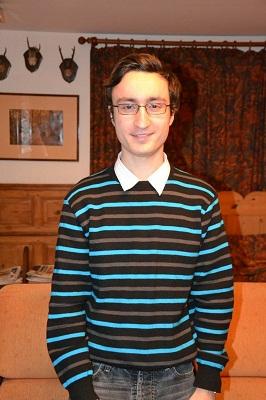 François, 18 ans, est un futur ingénieur ! Il apprécie l'ambiance familiale et fraternelle qui règne entre les étudiants eux-mêmes et avec les numéraires de l'Opus Dei.