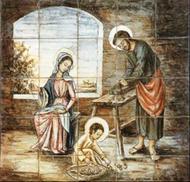 Maria; ons voorbeeld voor het dagelijks leven