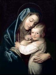 Heilige Maria, Koningin van de apostelen
