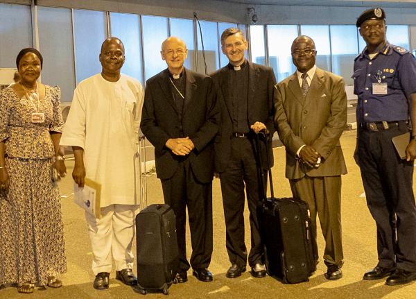 Opus Dei - Prałat Opus Dei w Nigerii
