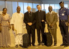 Prałat Opus Dei w Nigerii