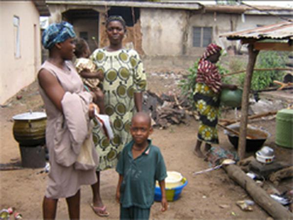 Abidagba zdravstveni centar, Nigerija