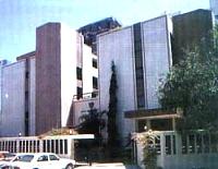 Fachada de la Lagos Bussiness School nigeriana.
