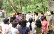 Beroepsvorming voor Filippijnse vrouwen