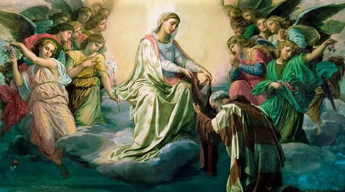 Opus Dei - Matka Boża Szkaplerzna - 16 lipca