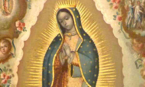 Opus Dei - História de Nossa Senhora de Guadalupe