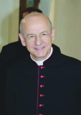 Livro de entrevista com Mons. Fernando Ocáriz