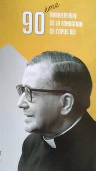 Actes dans le 90ème anniversaire de l'Opus Dei