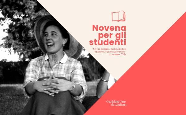 Opus Dei - Novena per gli studenti 📚