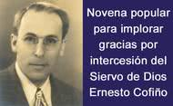 Novena al doctor Ernesto Cofiño