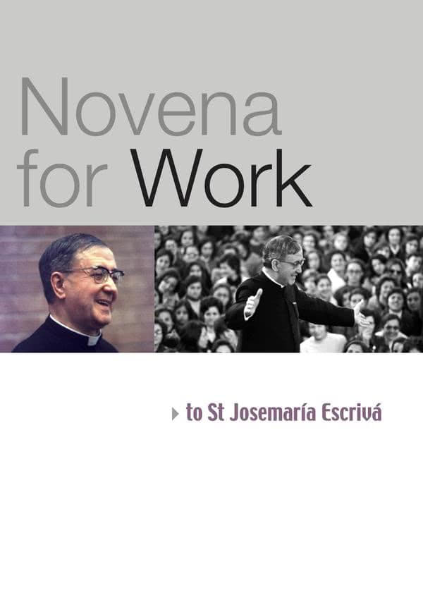 Novena for Work