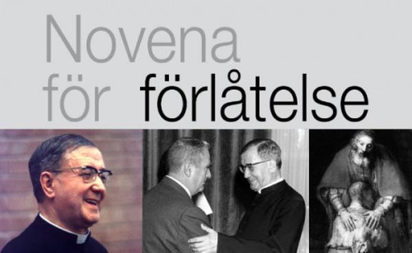 Novena del perdón en sueco