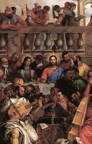 Wedding Feast at Cana: Magisterium, Saints, Poets