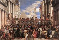 Život Panny Marie (XIV): Svatba v Káni