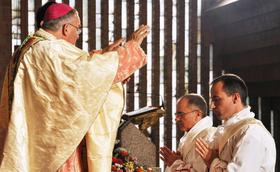 Sfințire de 2 preoți la Torreciudad