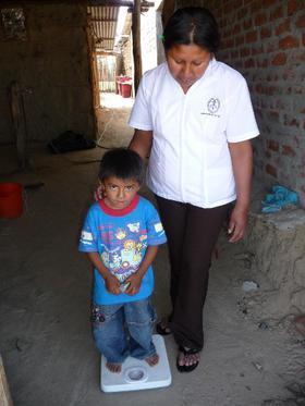 페루: 가난과의 싸움