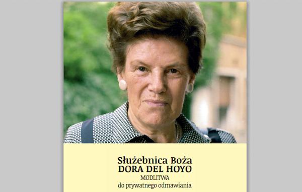 Łaska za wstawiennictwem Dory del Hoyo
