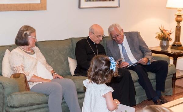Opus Dei - Il soggiorno di mons. Ocáriz a Barcellona