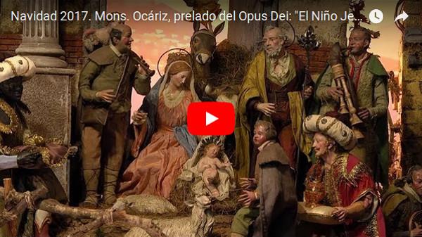 Opus Dei - «Das Jesuskind zeigt uns, dass Gott einfach ist»