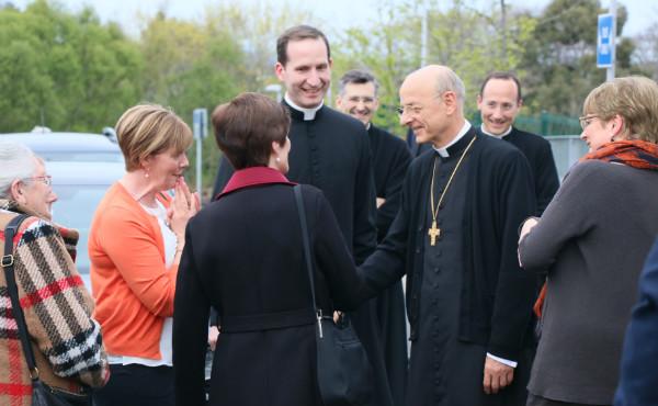 Opus Dei - Viaje pastoral del prelado del Opus Dei a Irlanda