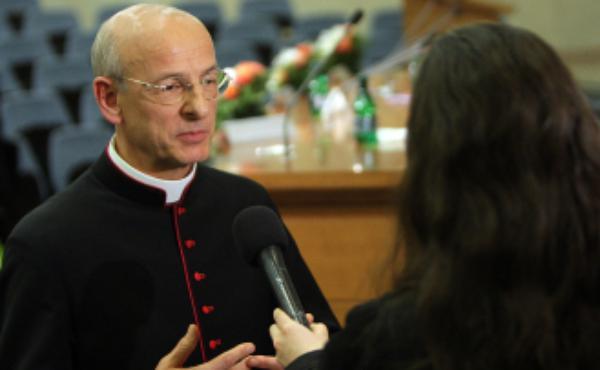 """""""De deuren van het Opus Dei staan voor iedereen open"""""""