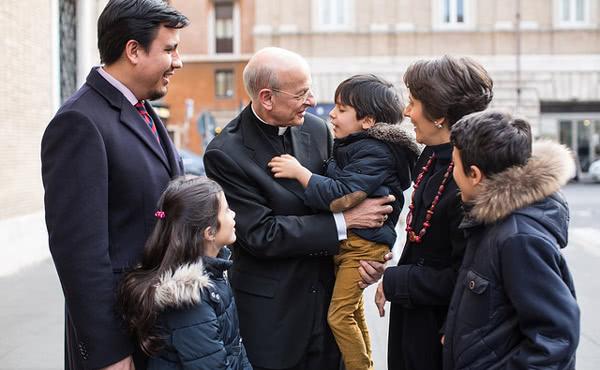 Opus Dei - Organisatie van de prelatuur