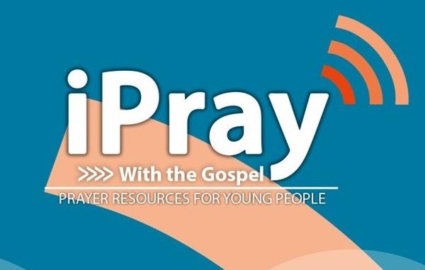 "October Leaflet for ""iPray with the Gospel"""