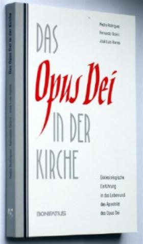 Das Opus Dei in der Kirche